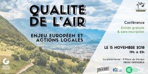 table ronde : Qualité de l'air : enjeu européen et actions locales